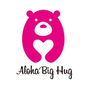 アロハビッグハグのロゴ